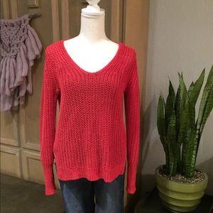 Banana Republic S Italian Linen Sweater NWOT